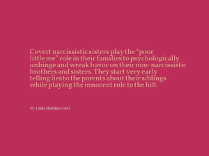covert narcissist sisters martinez lewi quote
